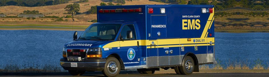 Welcome to Santa Clara County Ambulance - Serving the Santa